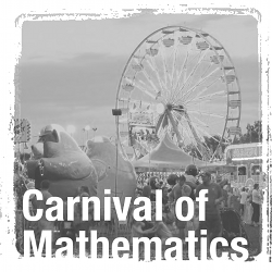 Carnival of Mathematics logo